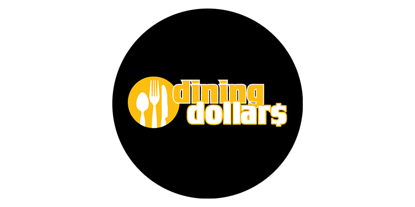 Dining Dollars information button