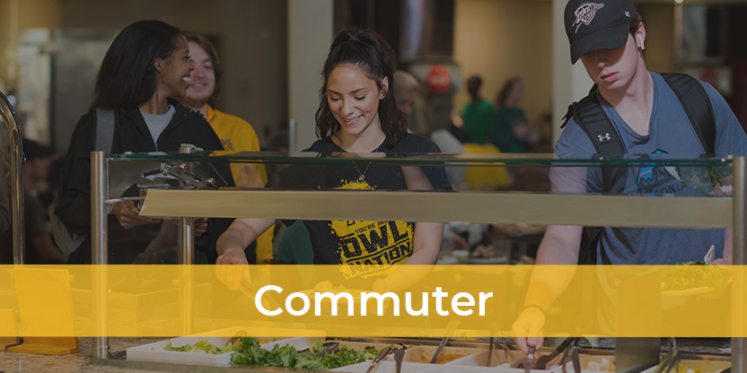 Commuter Meal Plan Options