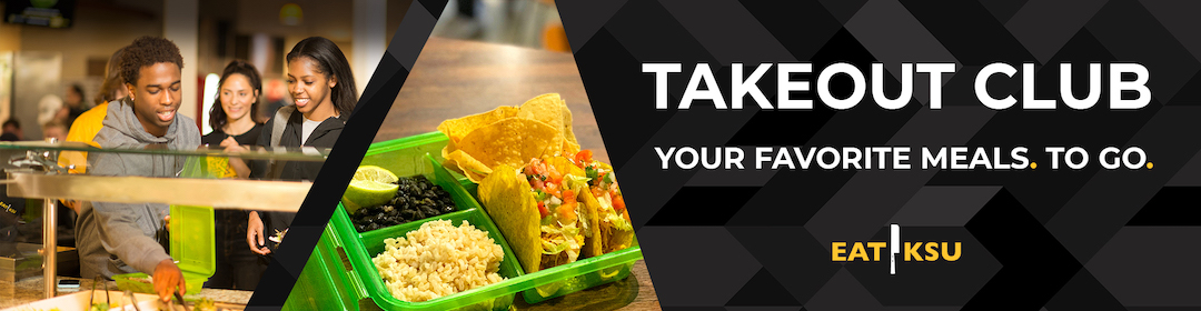 Join the Takeout Club today and take your food on-the-go!